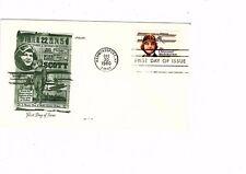 us stamps #C99 28c Blanche Stuart Scott, Artmaster FDC  42 in auction g12 cv$ 84