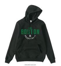 New Boston Celtics Kyrie Irving Men's Hoodie Sweatshirt Tshirt Jersey