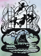 Bothy Threads ~ Counted Cross Stitch Kit ~ Fairy Tale ~ Peter Pan ~ XFT6P