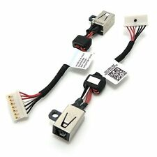 DC POWER JACK HARNESS CABLE FOR DELL Precision M3800 AND DELL XPS 15 9530 LAPTOP