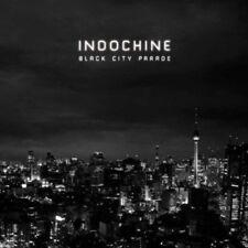 Album CD Indochine - Black City Parade
