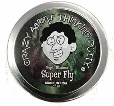 Super Fly Super Illusions Crazy Aaron's Thinking Putty small 2 inch tin .47oz