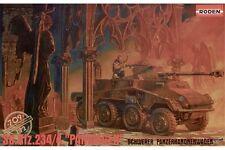 """RODEN 709 1/72 Sd.Kfz.234/4 """"Pakwagen"""" Schwerer Panzerkanonenwagen"""