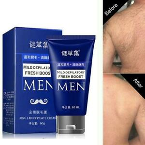 60 ml Hair Removal Cream Depilatory Paste for Body Leg Pubic Armpit For Me Fast