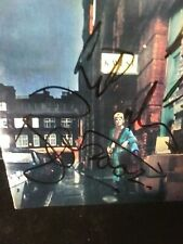 David Bowie Signed cd cover