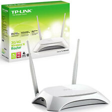 Router Wireless TP-Link TL-MR3420 300Mbps 3G/3.75G UMTS