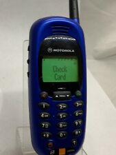 Motorola CD930e Azul (EE Naranja) Teléfono Móvil