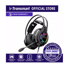Tronsmart Glary Alpha Colorful LED Gaming Headset with Lighting 3.5mm  and USB