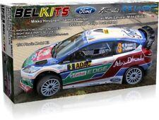 Ford Fiesta Rs Wrc 1:24 Plastic Model Kit BELKITS