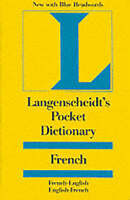 Langenscheidt's Pocket French Dictionary:-ExLibrary