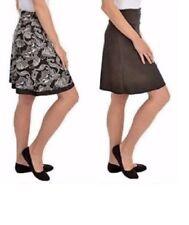 Lo Floral Print Linen Skirt Size 16 Pale Yellow Supply Sundance Hi Light Cream