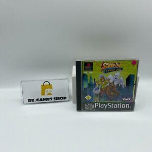 Scooby Doo und die Cyber Jagd - Playstation 1 PS1 - OVP + Anleitung | NEUWERTIG