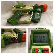 Tiger Electronics LazerTag Gun Laser Tag Blaster 2004 Hasbro Working Cosplay