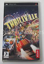 THRILLVILLE - PSP - PAL ESPAÑA - THRILLVILL
