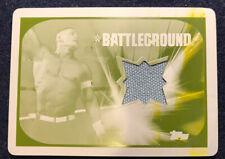 2013 Topps Battleground John Cena 1/1 Event Used Relic Printing Plate 1/1 B13