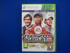 Xbox 360 TIGER WOODS PGA TOUR 14 Professional Golf Assocation 2014 EA Sports PAL