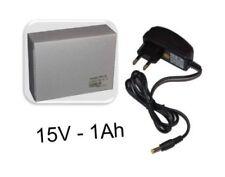 Alimentatore switching 15V 1A adatto per videocamere CCTV Linq F15V-1A