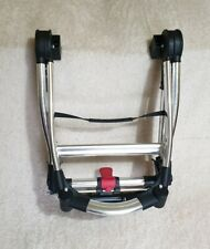 Mothercare Journey Pram Frame Chassis with Brake Unit. Used Cond. 4 Wheel Model
