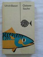 Ostseefische, DDR-Fachbuch erfolgreich Angeln 1976