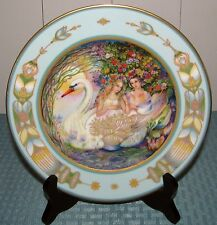 Villeroy Boch Heinrich Dreams of Katharina Promise of Love L.E. Plate EXCELLENT