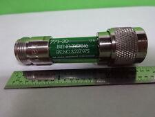 Narda 771-30 Atenuador 30 Db Frecuencia RF Microondas como Es #