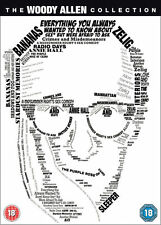 The Woody Allen Collection - Dvd - Comedy - New