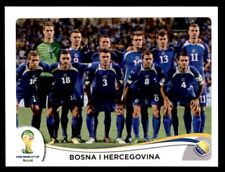 Panini World Cup 2014 - Team Bosna i Hercegovina No. 432