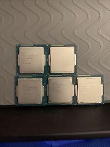 Intel Core i5-4590 3.3GHz Quad-Core (BX80646I54590) Processor 5 Of Them