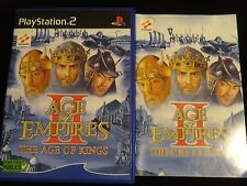 AGE OF EMPIRES II 2 PLAYSTATION 2 PS2 PS3