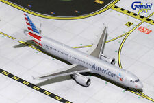 GEMINI JETS AMERICAN AIRLINES  AIRBUS A321 1:400 GJAAL1704 IN STOCK