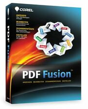 Corel PDF Fusion 1 (Minibox) (1) - Vollversion CPDFF1DEMBEU