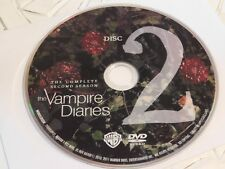 Vampire Diaries Second Season 2 Disc 2 DVD Disc Only 44-142