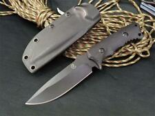 9.5'' New CNC Full Tang 440 Steel Blade G10 Handle Survival Hunting Knife VTH144