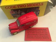 "RARE, DY-15 Austin A 40 ""Nestlé s"" red, Dinky, Code 2, w.Box"