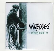 (HU373) Wiredogs, Resistance EP - sealed CD