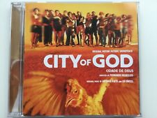"""City Of God� Ost 2003 Cd Antonio Pinto / Ed Cortes"