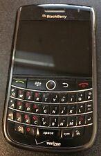 BlackBerry Tour 9630 - Black (Verizon) Fast Shipping Very Good Used Vintage