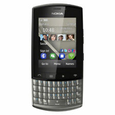 Nokia Asha 303 (touch and Type) 3g 3mp Graphite Cheap Phone Unlocked