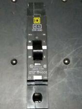 Square D, Edb14040, 277 Volt, 40 Amp, Circuit Breaker 1 Pole Single