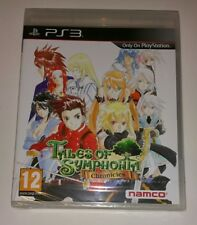 Tales of Symphonia Chronicles PS3 New Sealed UK PAL Sony PlayStation 3 JRPG RARE
