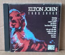 Elton John: Your Songs [CD]