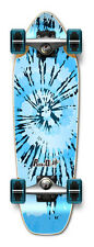 TIEDYE CHILL Complete Longboard Mini Cruiser skateboard