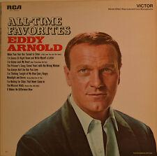 "Eddy Arnold - All-Time Favorites 12 "" LP (U362)"