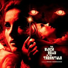 Black Belly Of The Tarantula - 2 x LP Complete - Limited - OOP - Ennio Morricone