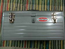 "NOS Vintage Limited Edition Craftsman 6500 18"" Toolbox Dual Latch with Tray USA"
