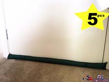 5pcs Door Snake Draft Stopper 92cm Draught Excluder Cold Weather Homeware