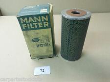 Ölfilter FIAT Series 600 H12105X original MANN FILTER