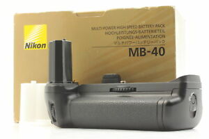 [Almost Unused] Nikon MB-40 Multi Power Battery Pack for Nikon F6 From JAPAN