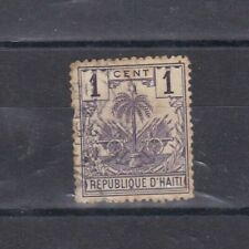 timbres d'haiti