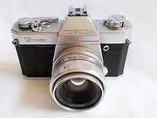 Tokyo Kogaku Beseler TOPCON Unirex 35MM Fotocamera SLR UV TOPCOR 1.2 50 mm Lens